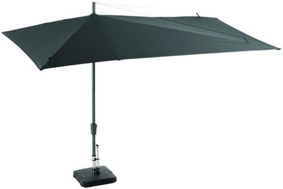 Madison parasoll 360x220cm