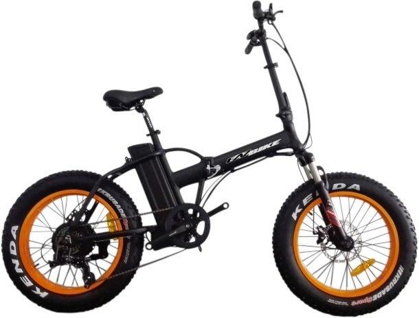EAZbike Sammenleggbar el-sykkel
