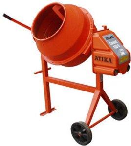 Atika Comet betongblander 130 liter