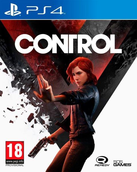 Control til Playstation 4
