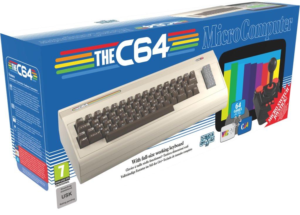 Retro Games The C64