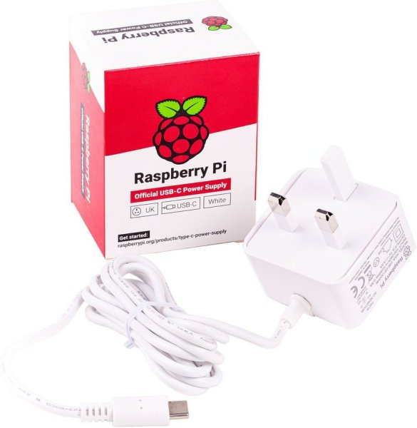 Raspberry Pi 4 Power Supply