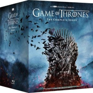 Game Of Thrones Complete Collection (Blu Ray)