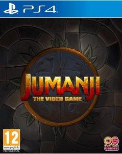 Jumanji: The Video Game til Playstation 4