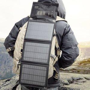 Solcellelader 16W