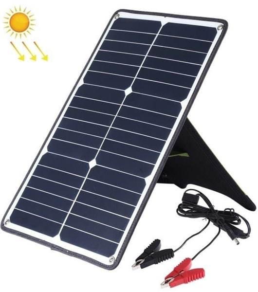 Haweel Solcellelader 20W