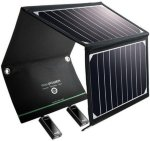 RAVPower Solcellelader 16W