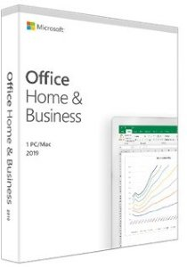 Office 2019 Home & Business (Norsk)