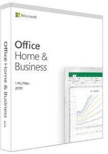 Microsoft Office 2019 Home & Business (Norsk)