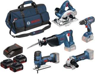 Bosch Tool Kit 18V (0615990K6N)
