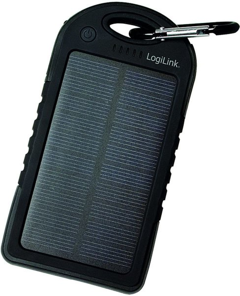 LogiLink Solar Power Bank
