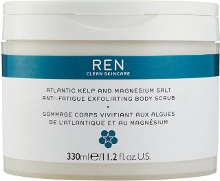 Atlantic Kelp and Magnesium Salt Anti-Fatigue Exfoliating Body Scrub 330ml