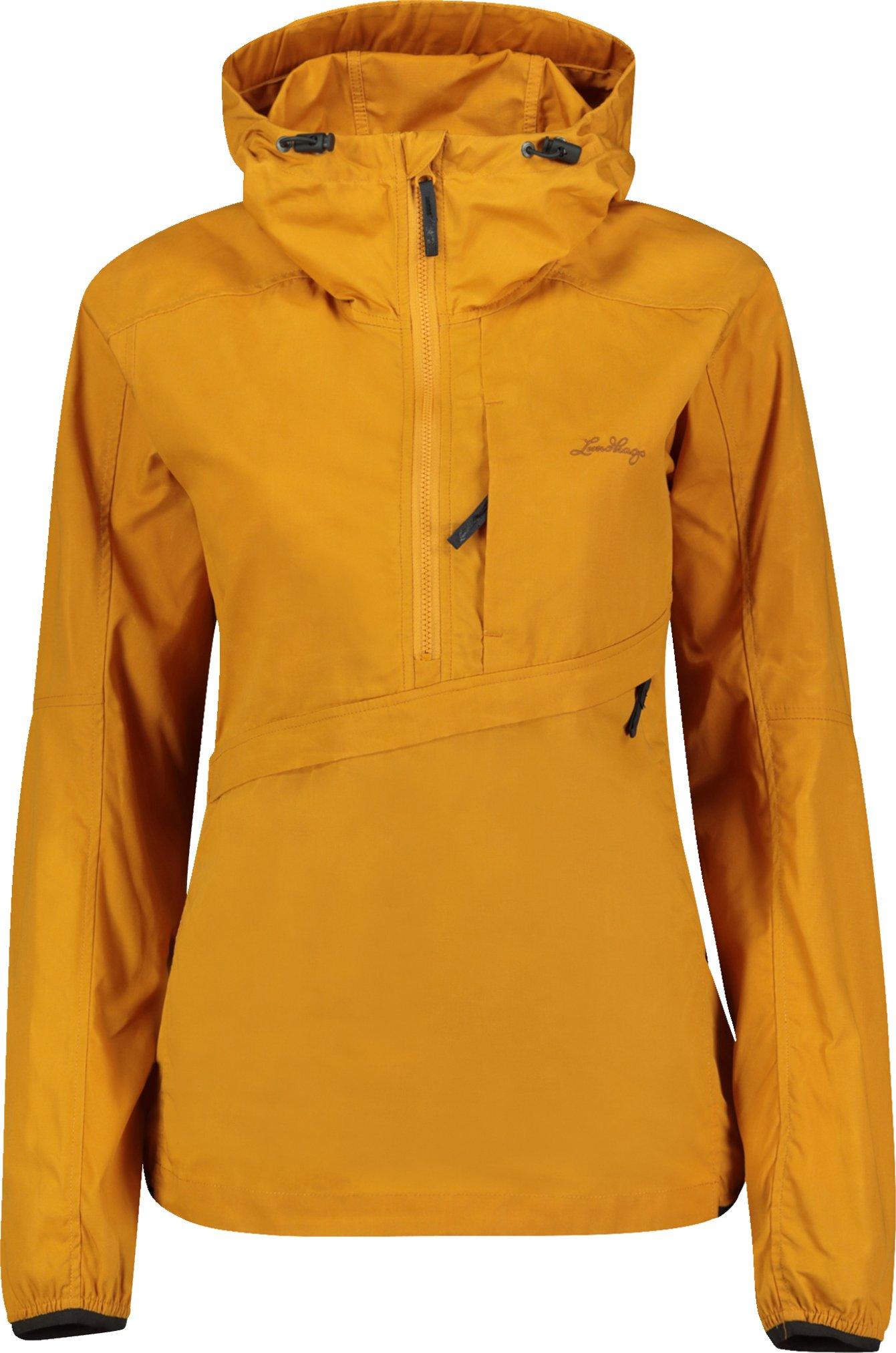 Lundhags Gliis Anorakk, jakke herre yellow