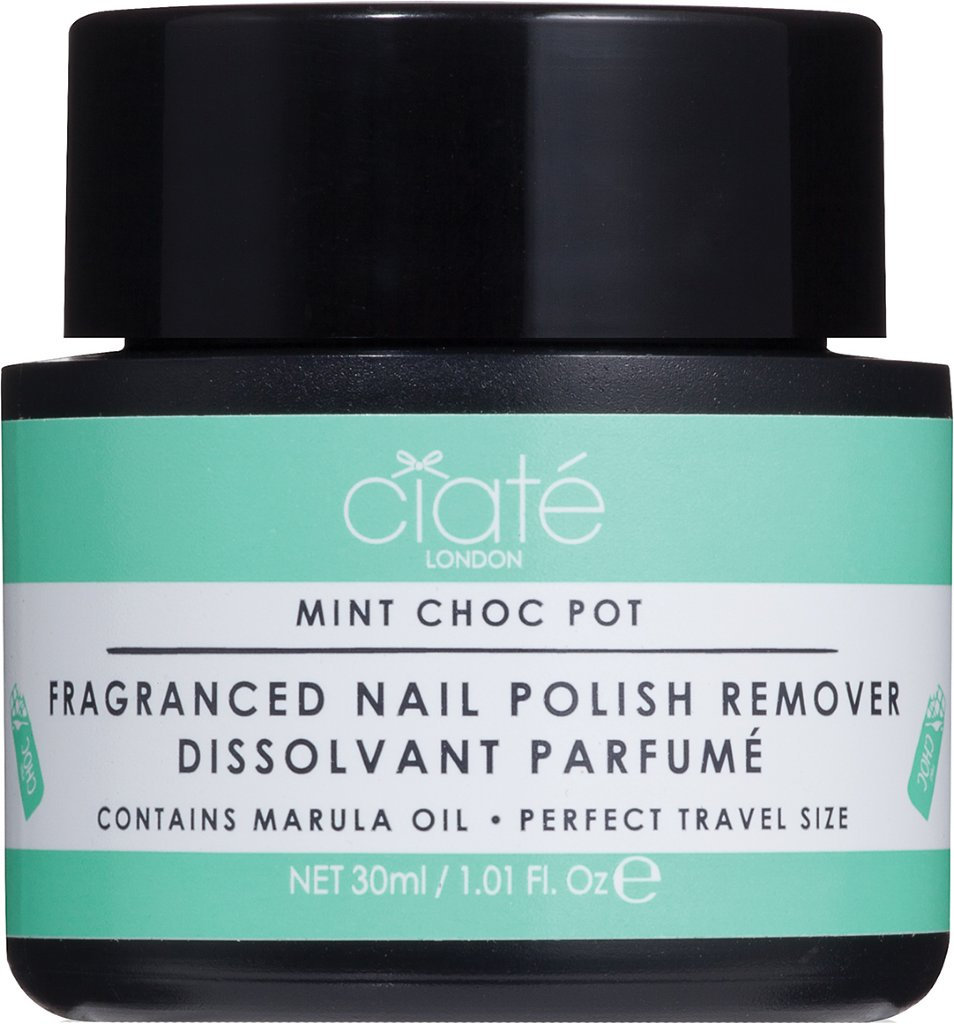 Ciaté Mint Choc Pot Fragranced Nail Polish Dip-In Remover
