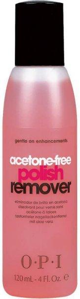 OPI Acetone-Free Polish Remover 120ml
