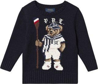 Ralph Lauren Polo Bear Sweater