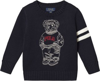 a9daca4b0 Ralph Lauren Bear Sweater