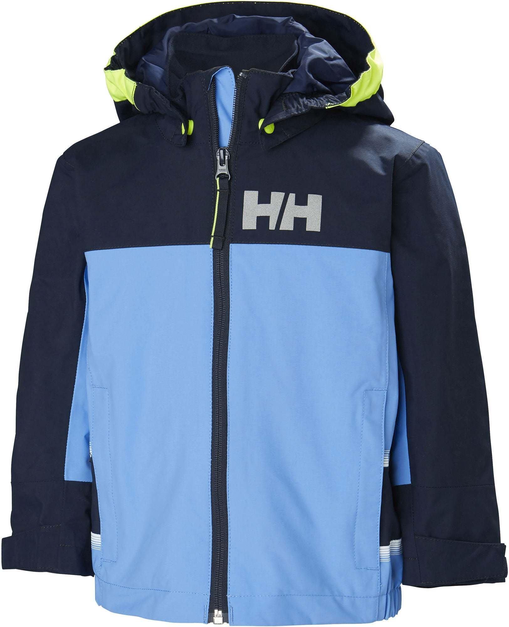 Best pris på Helly Hansen Block It Regnjakke (Junior) Se