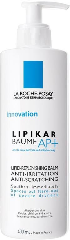 La Roche-Posay Lipikar Baume AP+ Lipid-Replenishing Balm 400ml