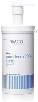 Aco Miniderm Krem 20 % 500ml