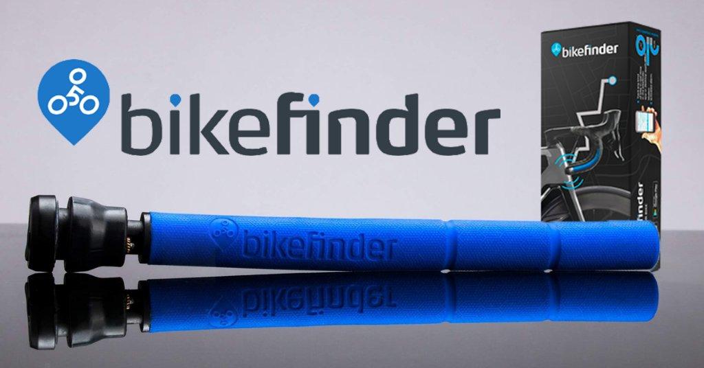 BikeFinder sykkeltracker