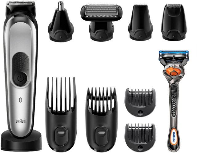 Braun All-In-One Beard & Body Grooming Trimmer MGK7020