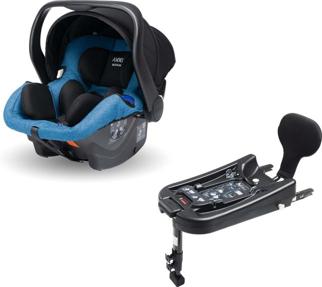 Axkid Modukid Infant inkl. base