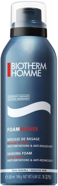 Biotherm Homme Shaving Foam Sensitive Skin