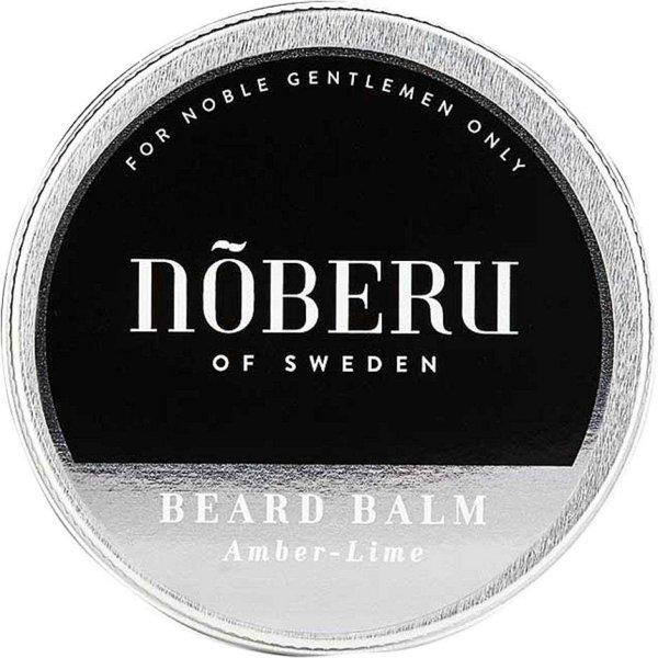 Nõberu Beard Balm Amber Lime