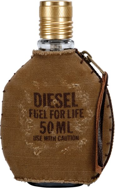 Diesel Fuel For Life He EdT 50ml