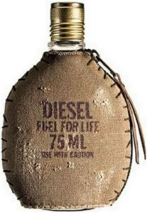 Diesel Fuel For Life He EdT 75ml