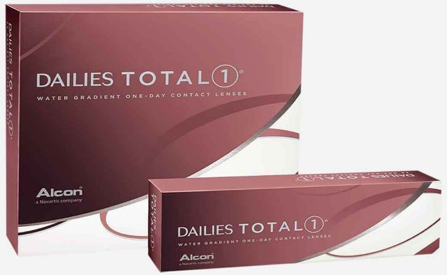 Alcon Dailies Total 1 180p