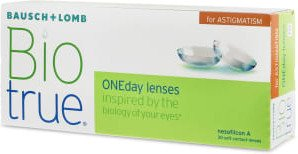 Bausch & Lomb Biotrue ONEday for Astigmatism 30p