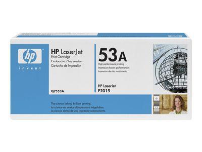 HP LaserJet 53X Svart
