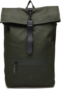 Rains Roll Top Rucksack