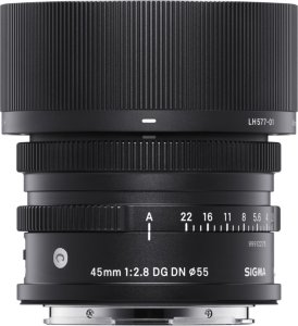 Sigma 45mm f/2.8 DG DN for Leica
