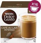 Nescafe Dolce Gusto Café Au Lait Intenso