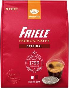 Frokostkaffe store puter 20 stk
