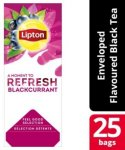 Lipton Sun Tea Blackcurrant 25 stk