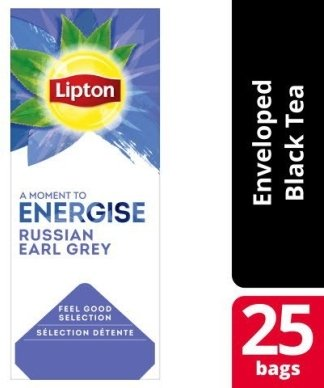 Lipton Russian Earl Grey 25 stk