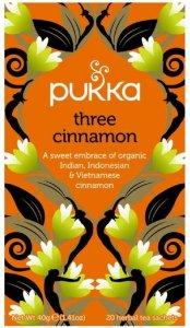 Three Cinnamon
