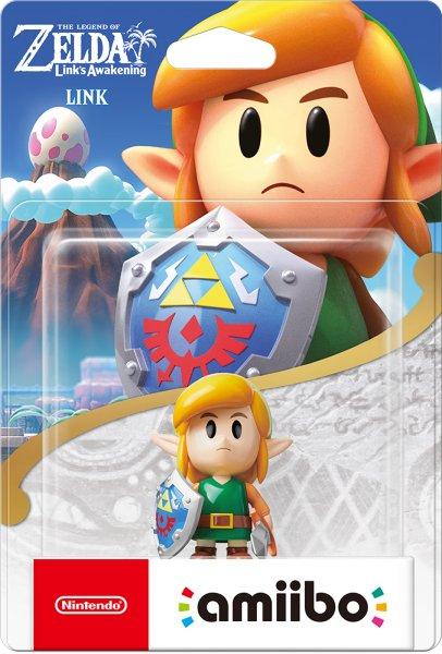 Nintendo Amiibo Link's Awakening- Link