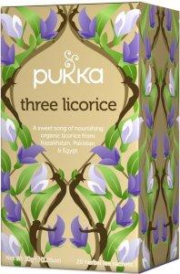 Three Licorice