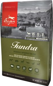 Orijen Dog Treats Tundra, 2 kg