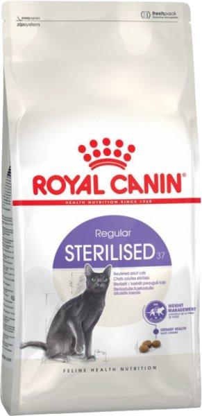 Royal Canin Sterilised 37, 10 kg