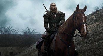 Her er Roach i Netflix' The Witcher-serie