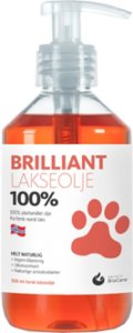 Brilliant lakseolje, 1000 ml
