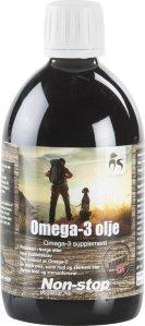 Non-Stop Dogwear Omega-3 Olje 500 ml