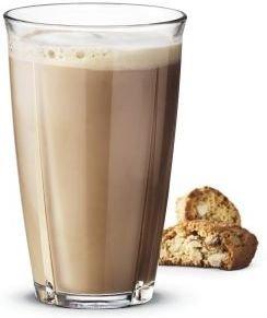 Grand Cru Soft Kaffe Latte glass 48cl 4 stk