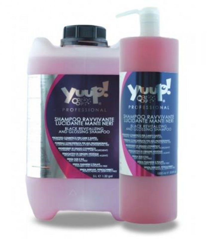 Yuup! Black Revitalizing and Glossing, 5L